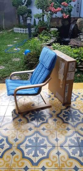 Kursi IKEA poang anak NEW
