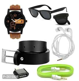Men's Watch With Combo Sets