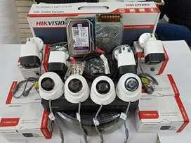 Pemasangan cctv 2megafixel Camera Berkualitas full hd