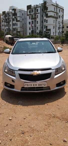 Chevrolet Cruze 2010-2011 LTZ, 2011, Diesel