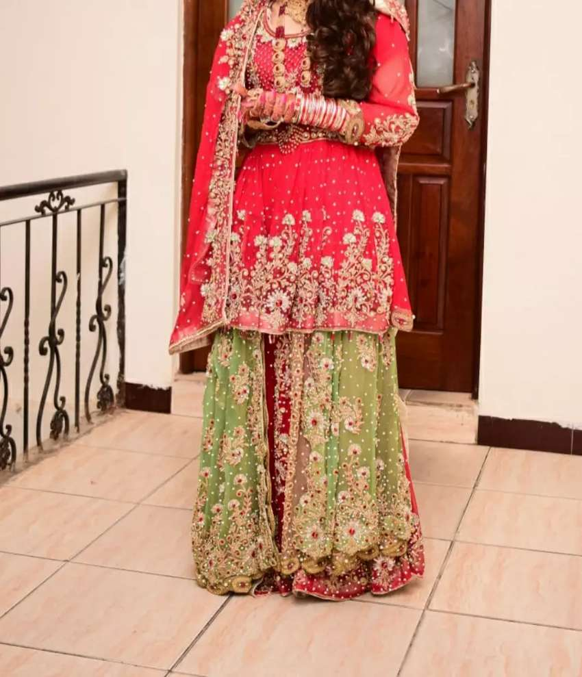 Branded Bridal lehanga/ dulhan dress 0