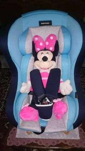 Dijual baby seat car kondisi 90%