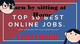 Kerala -*Dear candidates, Home based job simple typing work,  *No Expe