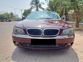 BMW 7 Series 740Li Sedan, 2009, Petrol