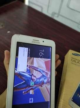 Samsung tab 3v  white