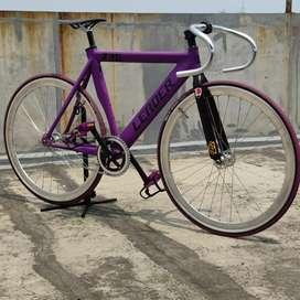 Leader 735 tr fullbike