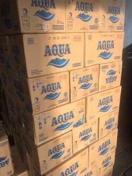 Air mineral aqua