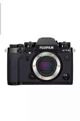 Fuji XT3 & 10-24 mm f4 Mirrorless Camera & Wide lens