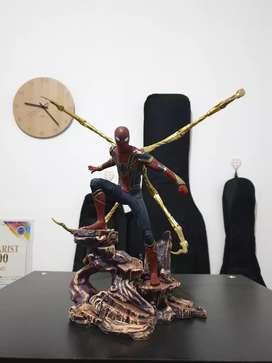 Iron Spiderman pvc