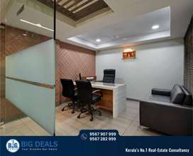 575 Sq.ft Space for rent at Poothole, Thrissur... Have a Look..