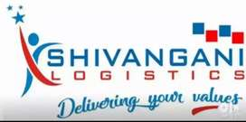 Parcel  delivery boys for shivangani Logistics  at dulijan