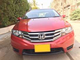 Honda City -2015-1.3cc