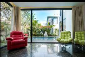 Super modern luxury villas well maintain