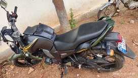 venugopal,    Yamaha fz bike