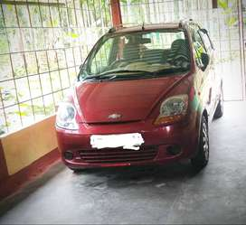 Chevrolet spark LS with good condition