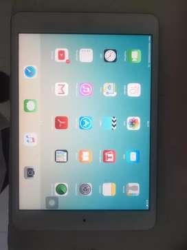 Ipad mini 2 wifi cellular 4g  16 gb silver