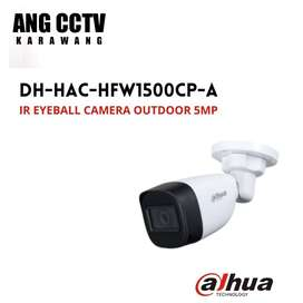 DAHUA DH-HAC-HFW1500CP-A IR EYEBALL CAMERA OUTDOOR 5MP