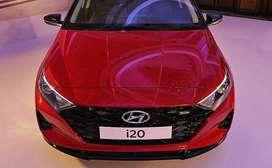 Hyundai i20, 2021, Petrol