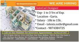 Autocad Designer , 3d designer, Photoshop