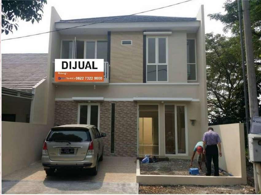 Rumah Mewah 2 Lantai  Baru Gres Bukit Palma Citraland Siap Huni 0