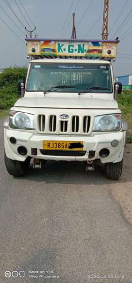 Mahindra Bolero DI BS III, 2017, Diesel