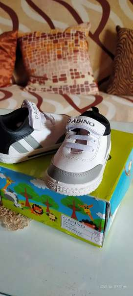 Sepatu baby merk gabino