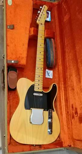 Squier Telecaster Eross Candra Signature by Fender
