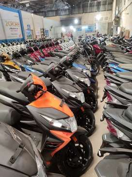 10000/- lowest down payment Honda Dio STD