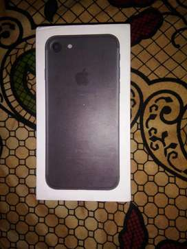Iphone7 128 gb new cond