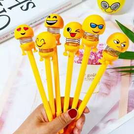 Bulpoin karakter emoji ada kaki bisa copot