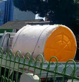 Tandon air 5000 liter toren air Magelang HDPE kwalitas SNI