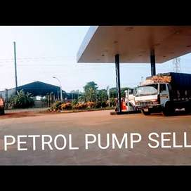 Petrol pump sell at ranihati