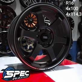 Velg HSR R16 Untuk Mobil Toyota Vios Yaris Bisa Tukar Tambah