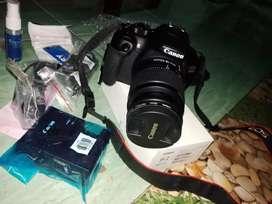 Camera canon l300d