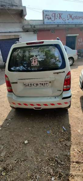 Maruti Suzuki Wagon R 3 owner with insurance .