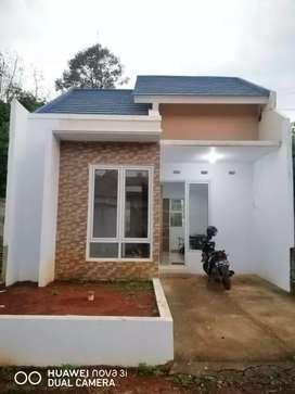 Rumah baru siap bangun dijual di cibinong bisa cicil ke developer