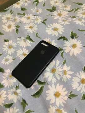 Iphone 7/8 plus original apple silicon case