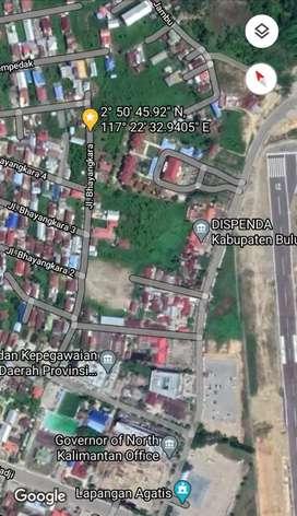 Tanah strategis SHM murah dalam kota