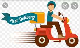 delivery job required
