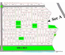 South Open Central Location Plot A Block Peshawar