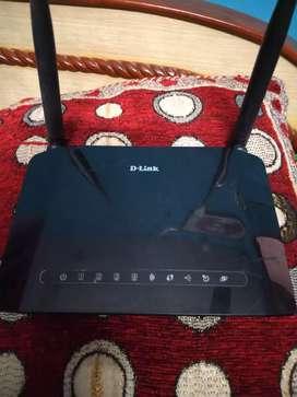 D link dsl 2750U modem