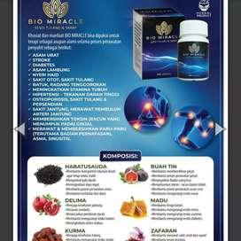 bio miracle  obat herbal alami