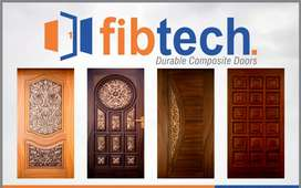 Fiber doors by FibTech available all over Pakistan