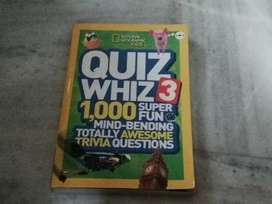 Quiz Whiz book for kids