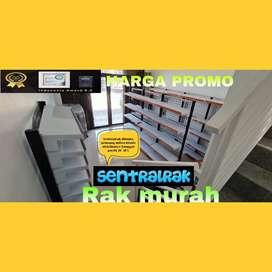 Rak Supermarket Rak Gondola Rak display Toko Rak Gudang Meja Kasir