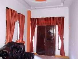 233 jajaran format dekor tirai gorden wallpaper termurah