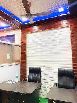 LOCKDOWN OFFER Furnished office cabins