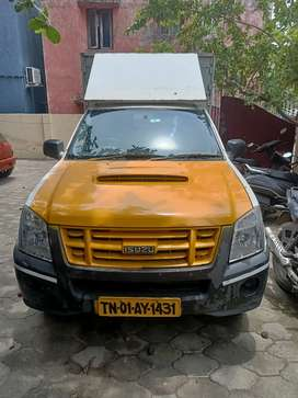 Isuzu D-Max Single Owner Well Maintained Company Service Records