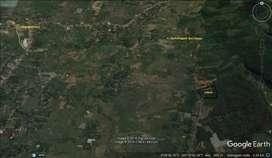 Tanah Dijual Jorong Ketinggian Harau ber Sertifikat Luas 3 Ha