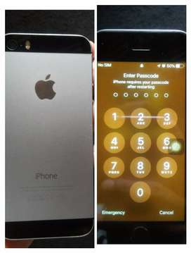 iPhone 5 second